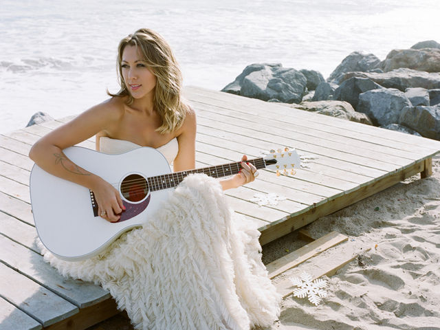 Interview: Colbie Caillat on how to write a modern-day Christmas song
