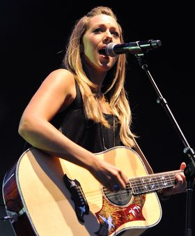Colbie Caillat on how to write a modern-day Christmas song