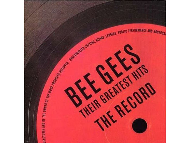 Bee Gees – Their Greatest Hits: The Record (2001)