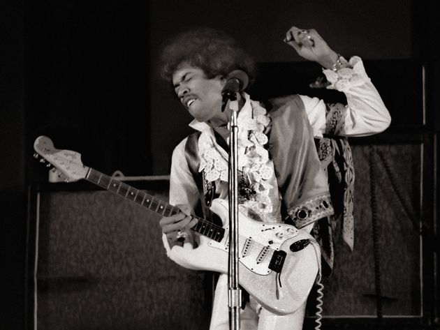 The Jimi Hendrix Experience - All Along The Watchtower (1968)