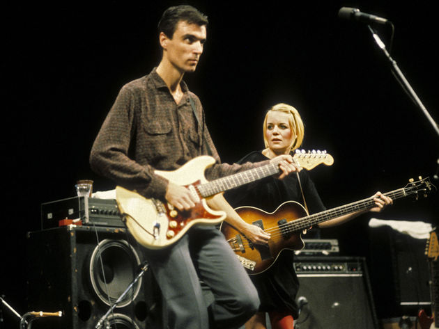 Talking Heads - Take Me To The River (1978)