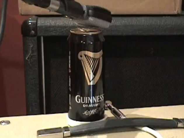 "For some, this is another way of going for ""Guinness glory"""