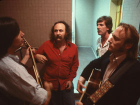 Interview: David Crosby talks Crosby, Stills & Nash's debut album track-by-track