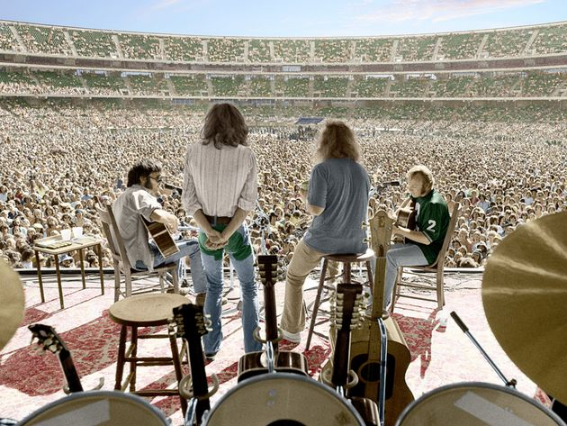 Graham Nash talks about the CSNY 1974 live box set