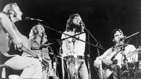 Graham Nash discusses the CSNY 1974 live box set