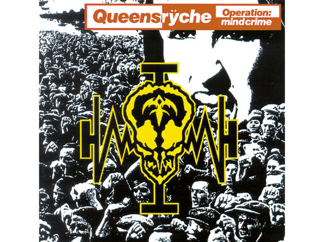 Queensryche – Operation: Mindcrime (1988)