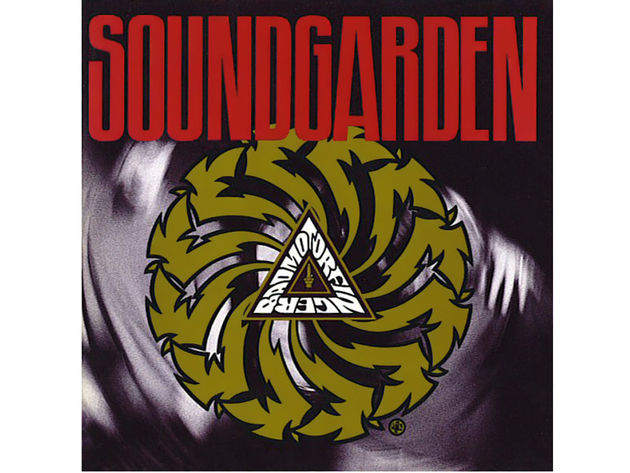 Soundgarden – Badmotorfinger (1991)