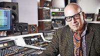 In pictures: Daniel Miller in Mute's studio