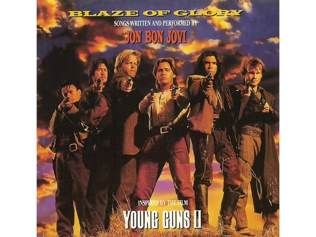 Jon Bon Jovi – Blaze Of Glory (1990)