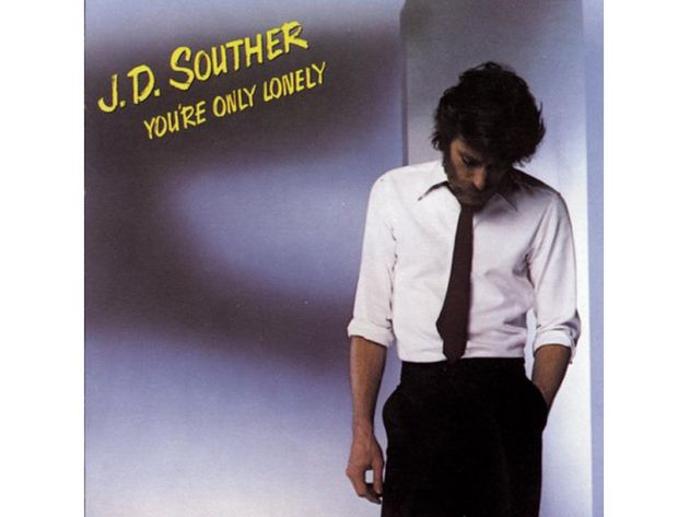 J.D. Souther – You're Only Lonely (1979)
