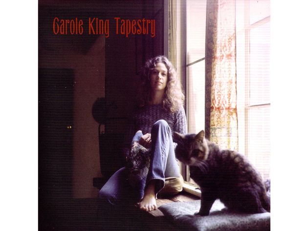 Carole King – Tapestry (1971)