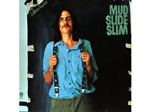 James Taylor – Mud Slide Slim And The Blue Horizon (1971)