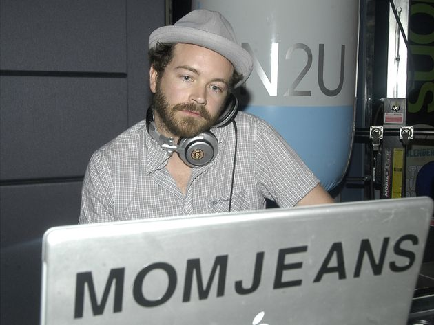 Danny Masterson: the 10 records that changed my life