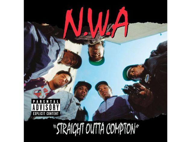 NWA – Straight Outta Compton (1988)