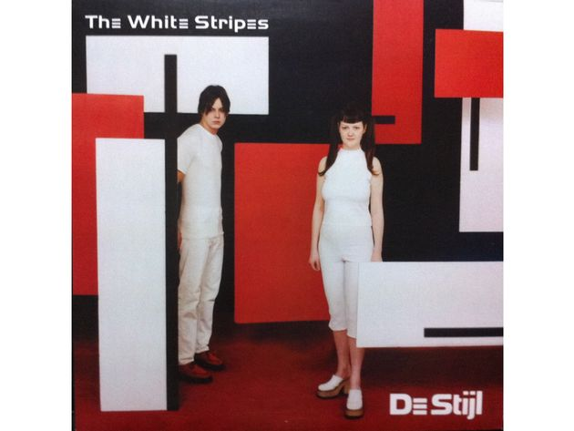 The White Stripes – De Stijl (2000)