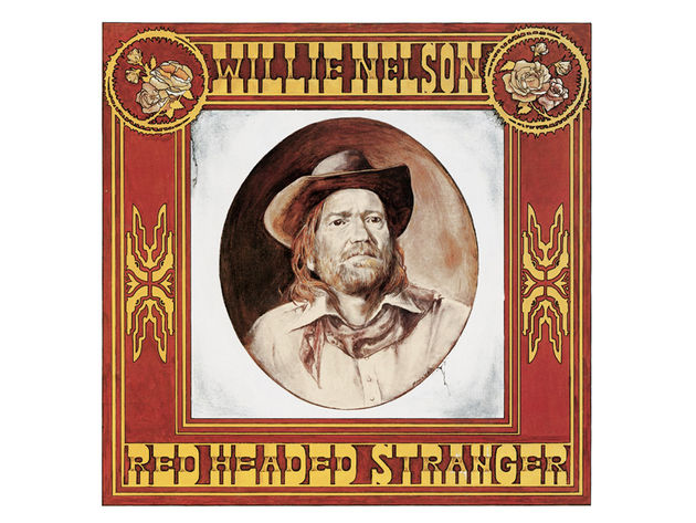Willie Nelson – Red Headed Stranger (1975)