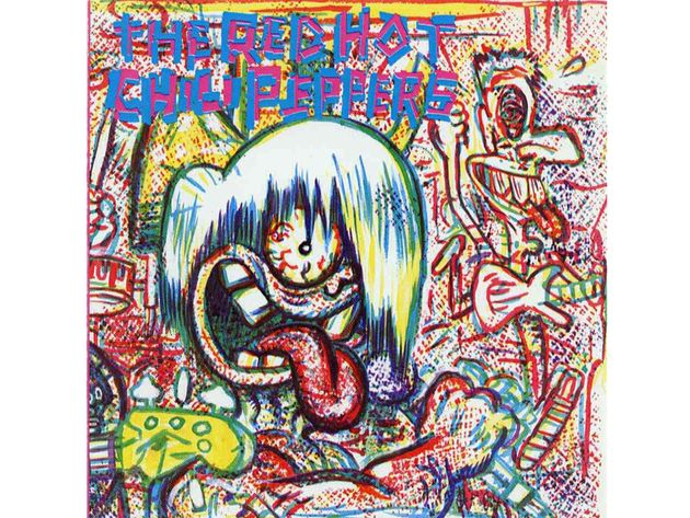 Red Hot Chili Peppers – The Red Hot Chili Peppers (1984)