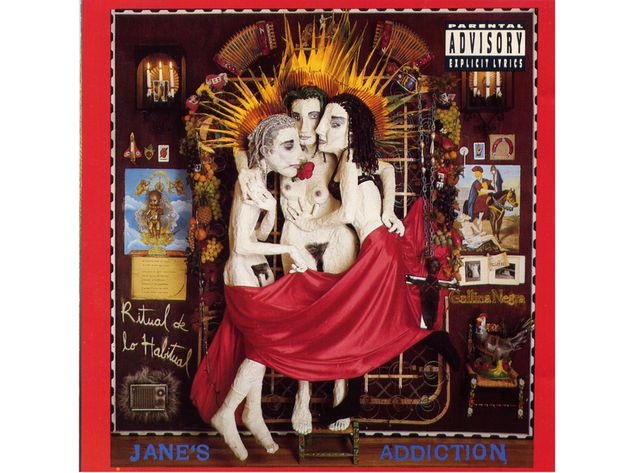 Jane's Addiction – Ritual de lo habitual (1990)