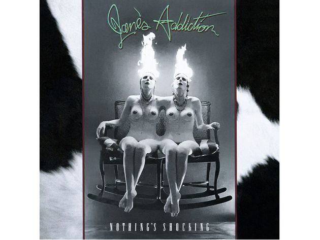 Jane's Addiction – Nothing's Shocking (1988)