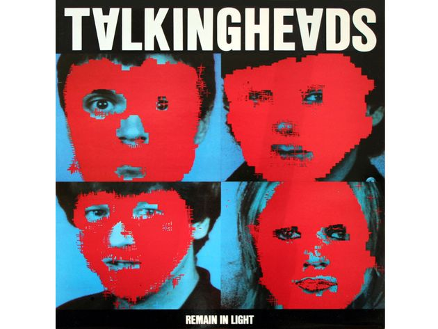 Talking Heads – Remain In Light (1980)