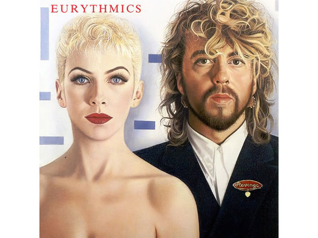 Eurythmics – Revenge (1986)