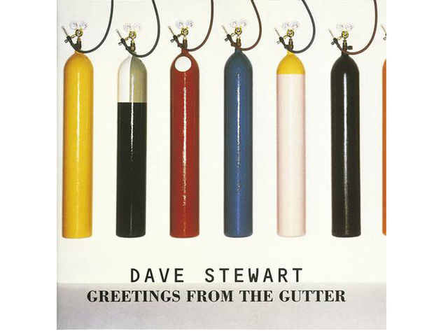 Dave Stewart – Greetings From The Gutter (1994)