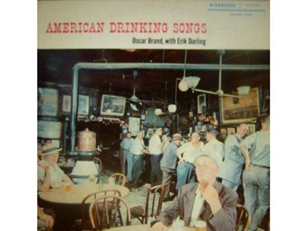 Oscar Brand – American Drinking Songs (1956)
