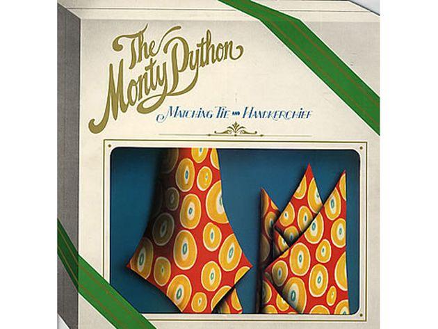 Monty Python – The Worst Of Monty Python (1976), Matching Tie & Handkerchief (1973)