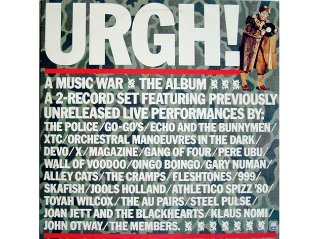 Urgh! A Music War – Original Soundtrack (1982)