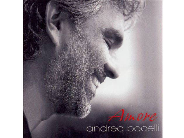 Andrea Bocelli – Amore (2006)