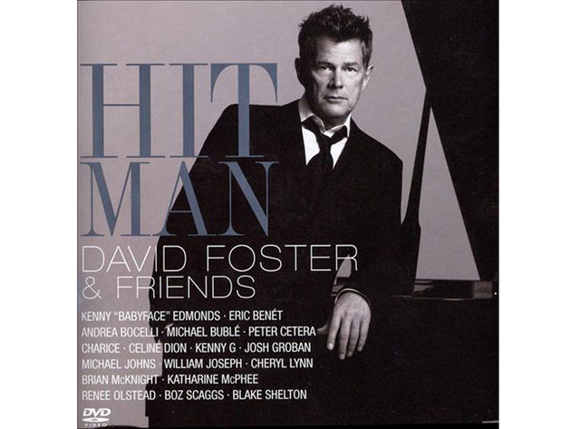 David Foster – Hit Man (2008)