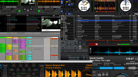 What's the best DJing software app in the world today?