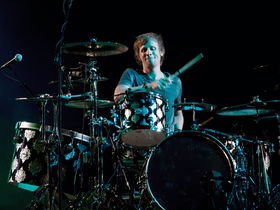 Muse's drum setup revealed: Dom Howard's kit in pictures