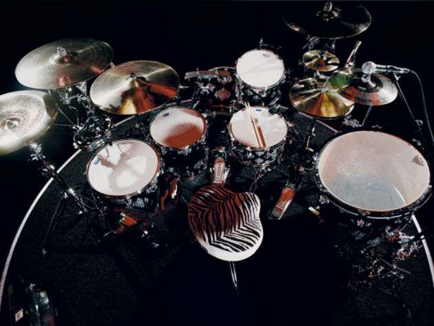 Dom Howard's Muse The Resistance tour kit