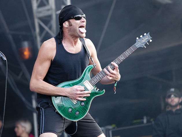 Killswitch Engage guitarist Adam Dutkiewicz