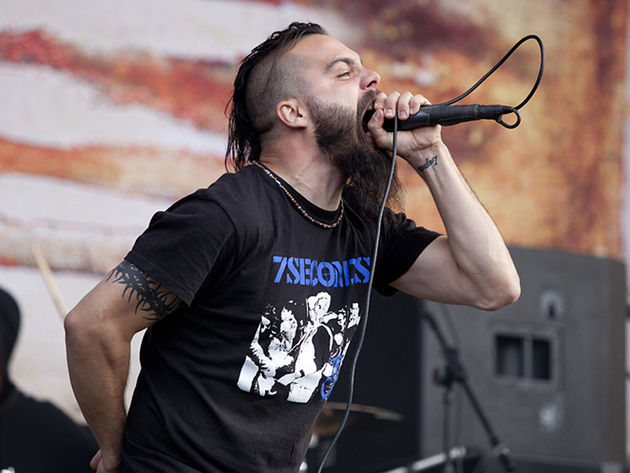 Killswitch Engage frontman Jesse Leach