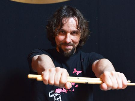 Marco Minnemann's top tips for drummers