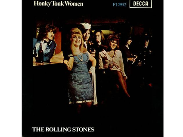 The Rolling Stones – Honky Tonk Women (1969)