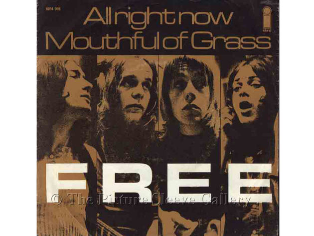 Free – All Right Now (1970)