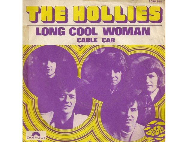 The Hollies – Long Cool Woman (1972)