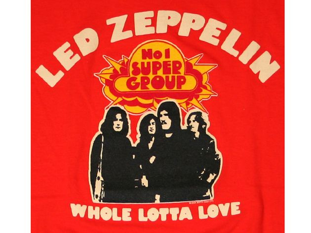 Led Zeppelin – Whole Lotta Love (1969)