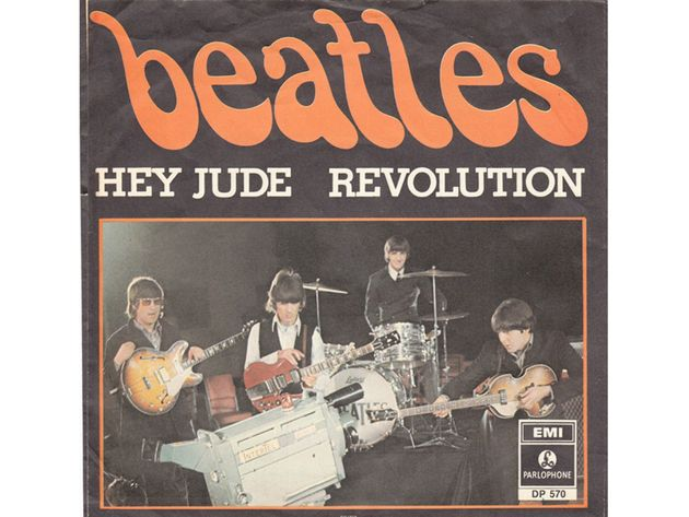 The Beatles – Revolution (1968)