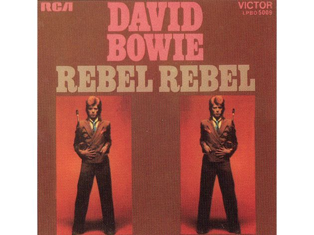David Bowie – Rebel Rebel (1974)