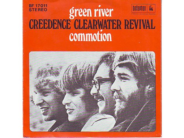 Creedence Clearwater Revival – Green River (1969)