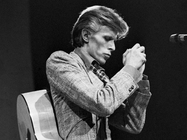 David Bowie - David Live (1974)