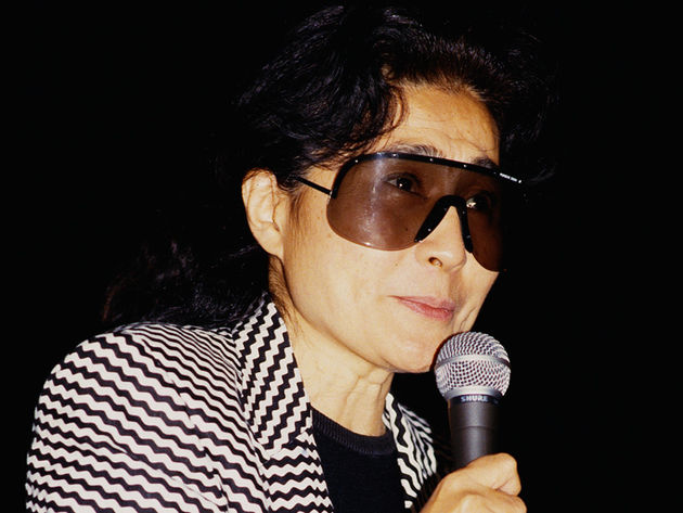 Yoko Ono - Walking On Thin Ice (1981)
