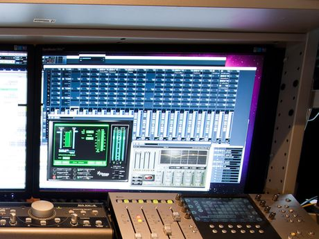 Previously a Cubase user, Eddie is now considering a Logic based studio.