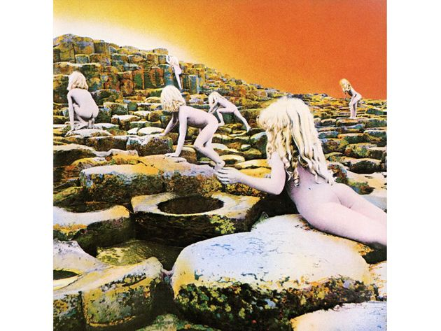 Led Zeppelin – Houses Of The Holy (1973)