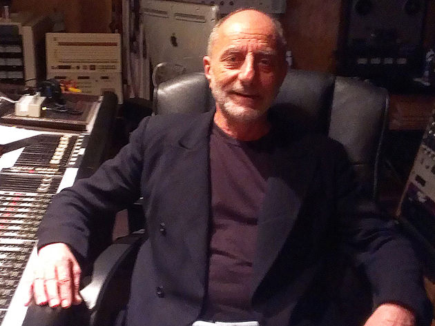 Prog-rock production legend Eddy Offord looks back on his career