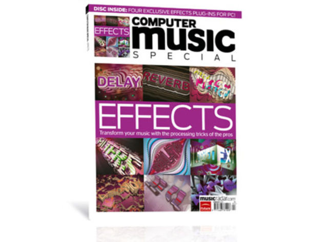 Computer Music Special: Effects is on sale now.